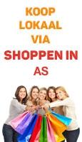 Shoppen in As
