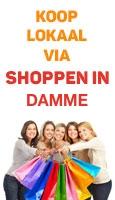 Shoppen in Damme