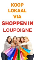 Shoppen in Loupoigne