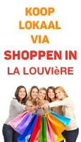 Shoppen in La Louvière