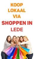 Shoppen in Lede
