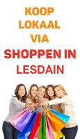 Shoppen in Lesdain