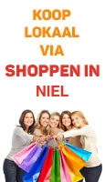 Shoppen in Niel