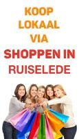 Shoppen in Ruiselede