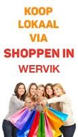 Shoppen in Wervik