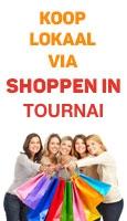 Shoppen in Tournai