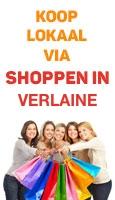 Shoppen in Verlaine