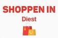 Shoppen in Diest